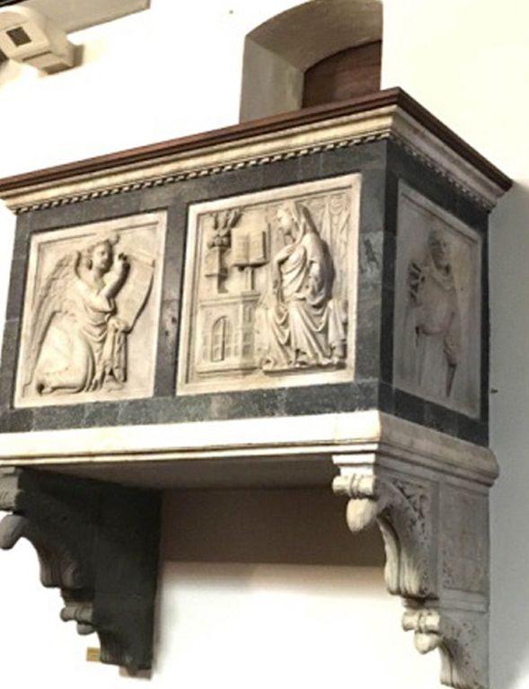 Il Pulpito di Giovanni di Balduccio
